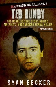 Ted Bundy Book Cover By Ryan Becker