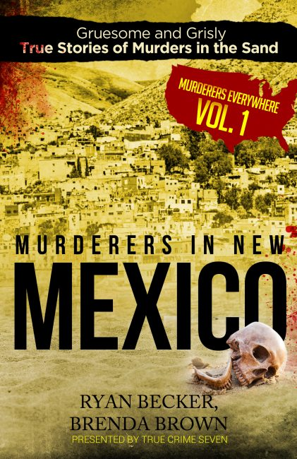 Murderers in New Mexico Kindle Cover