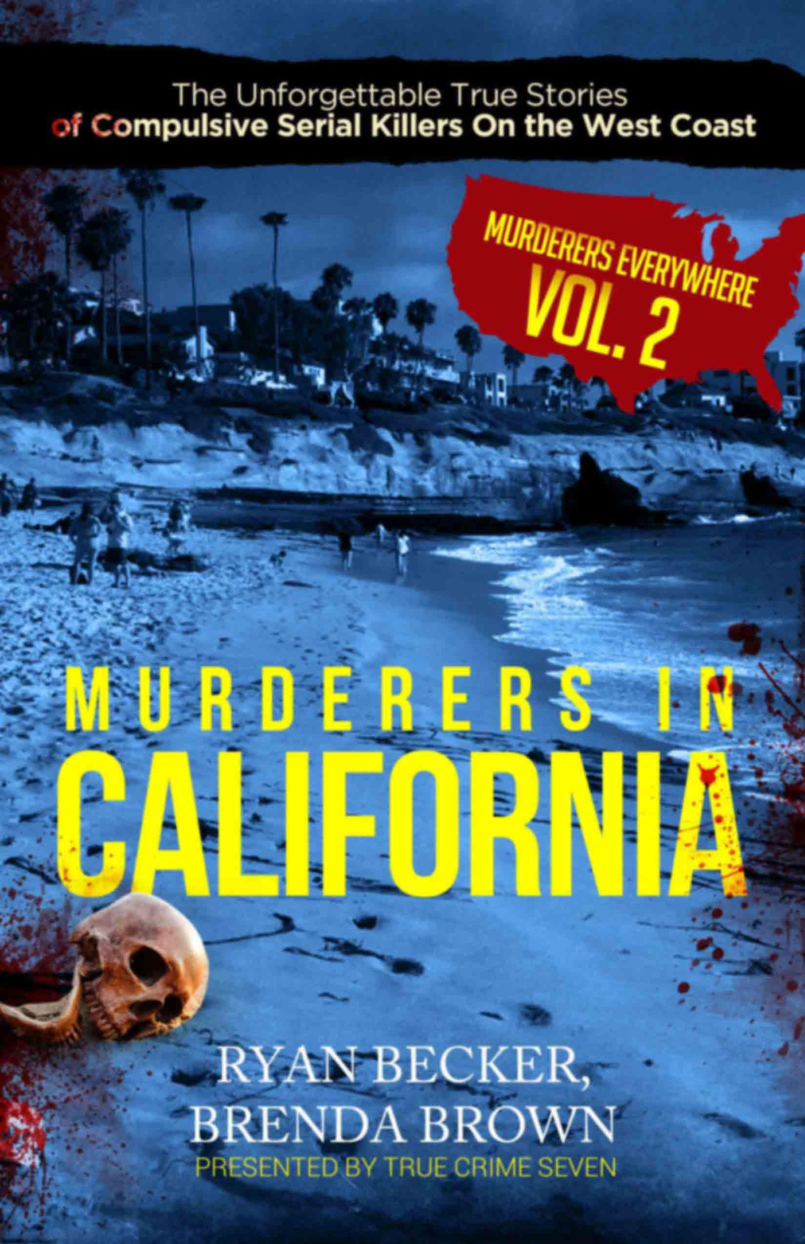 Murderers in California Cover